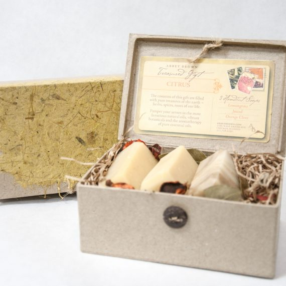 Citrus Treasured Gift Set