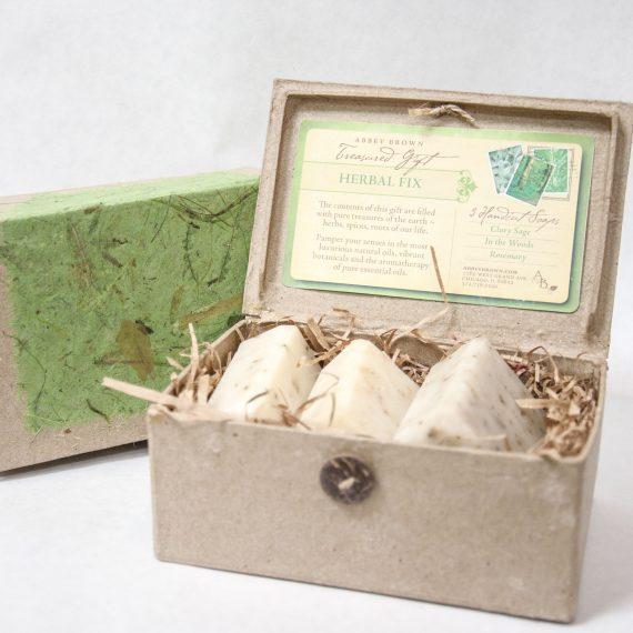 Herbal Fix Treasured Gift Set