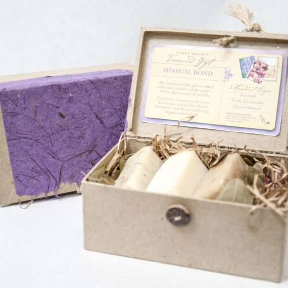 Sensual Bond Treasured Gift Set